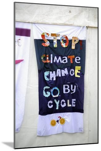 Climate Change Awareness-Victor De Schwanberg-Mounted Photographic Print