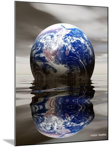 Earth-Victor Habbick-Mounted Photographic Print