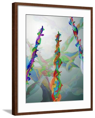 Classical Chaos-Eric Heller-Framed Art Print