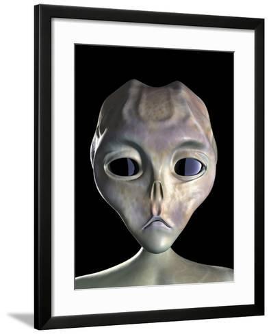 Alien-Roger Harris-Framed Art Print