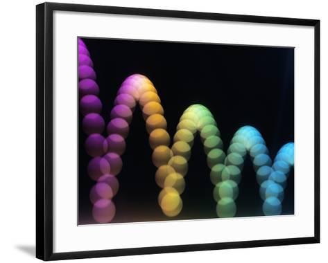 Bouncing Ball-Adam Hart-Davis-Framed Art Print