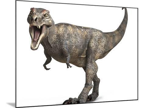 Tyrannosaurus Rex Dinosaur-Roger Harris-Mounted Photographic Print
