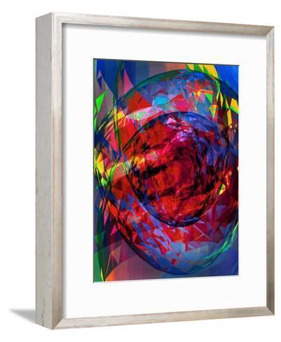 Molecular Orbitals-Eric Heller-Framed Art Print