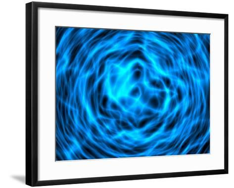 Abstract Computer Artwork-Roger Harris-Framed Art Print