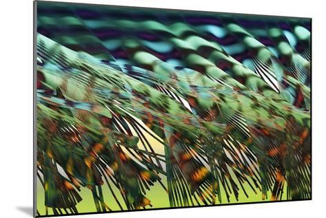 Electron Flow-Eric Heller-Mounted Photographic Print