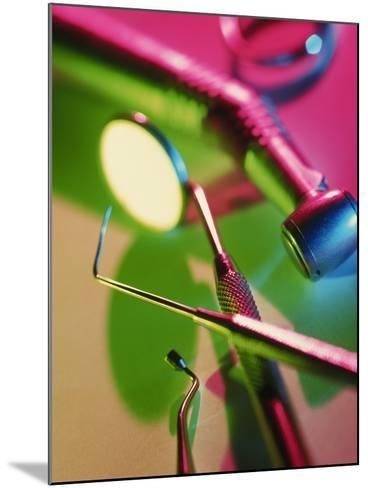 Dentistry Equipment-Tek Image-Mounted Photographic Print