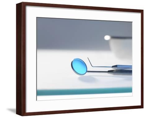 Dental Equipment-Tek Image-Framed Art Print