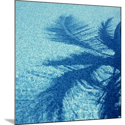 Water Ripples-Tek Image-Mounted Photographic Print