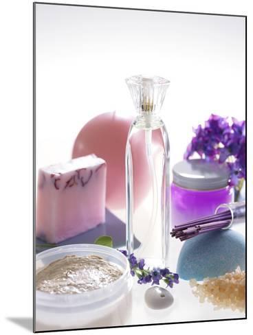 Aromatherapy-Tek Image-Mounted Photographic Print