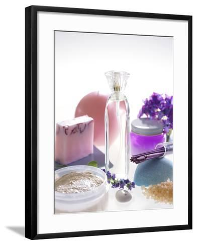 Aromatherapy-Tek Image-Framed Art Print