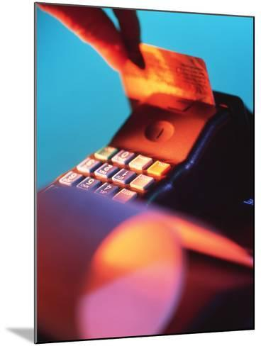 Credit Card-Tek Image-Mounted Photographic Print