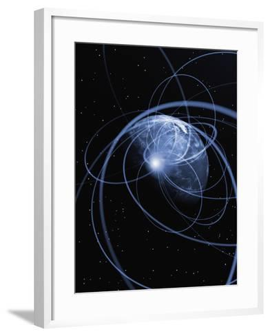 Earth-Mehau Kulyk-Framed Art Print