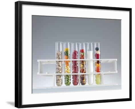 Balanced Diet-Tek Image-Framed Art Print