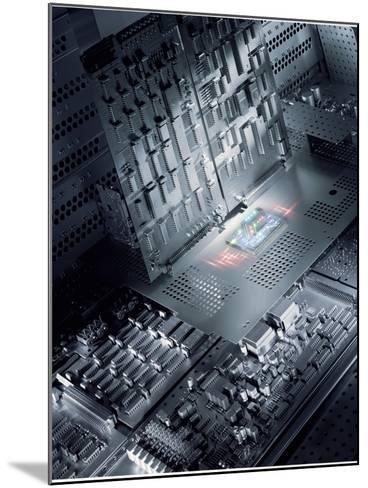 Future Electronics-Richard Kail-Mounted Photographic Print