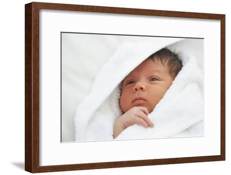 Baby Boy-Ruth Jenkinson-Framed Art Print
