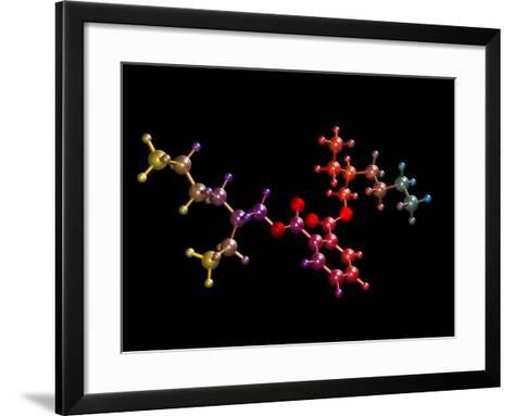 Di(2-ethylhexyl) Phthalate-Dr. Mark J.-Framed Art Print
