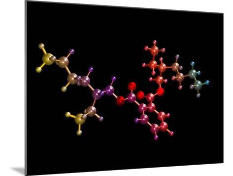 Di(2-ethylhexyl) Phthalate-Dr. Mark J.-Mounted Photographic Print