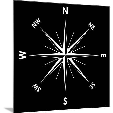 Compass Rose, Artwork-Mikkel Juul-Mounted Photographic Print