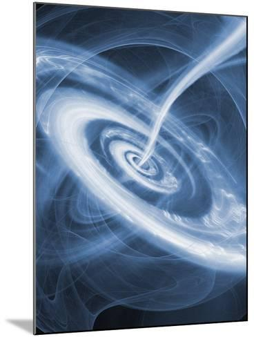 Black Hole-Mehau Kulyk-Mounted Photographic Print