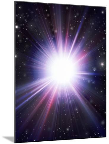 Supernova-Mehau Kulyk-Mounted Photographic Print