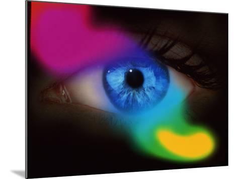 Human Eye-Mehau Kulyk-Mounted Photographic Print