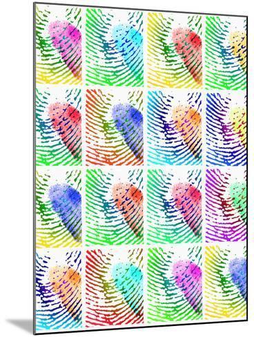 Fingerprints-Mehau Kulyk-Mounted Photographic Print