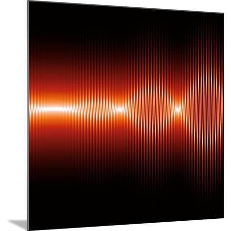 Sound Waves, Artwork-Mehau Kulyk-Mounted Photographic Print