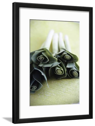 Common Leeks-Veronique Leplat-Framed Art Print