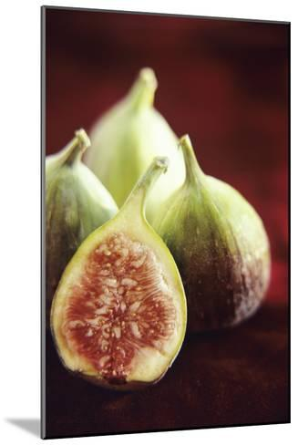 Fresh Figs-Veronique Leplat-Mounted Photographic Print
