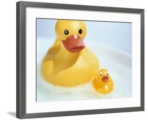 Rubber Ducks-Lawrence Lawry-Framed Art Print