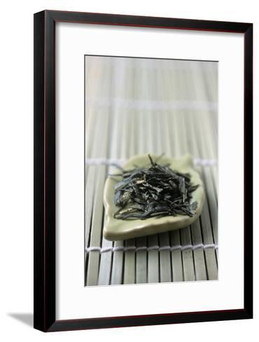 Japanese Sencha Green Tea-Veronique Leplat-Framed Art Print