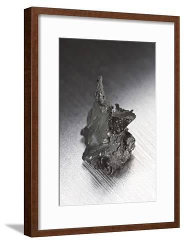 Praseodymium-Science Photo Library-Framed Art Print