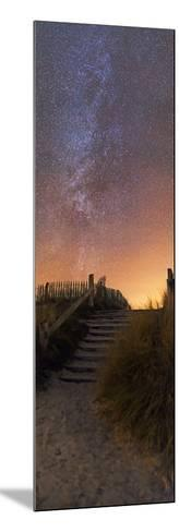 Stars In a Night Sky-Laurent Laveder-Mounted Photographic Print