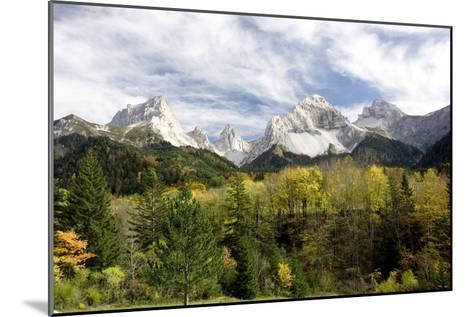 Vercors Mountains, France-Bob Gibbons-Mounted Photographic Print