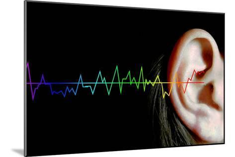 Hearing-Neal Grundy-Mounted Photographic Print