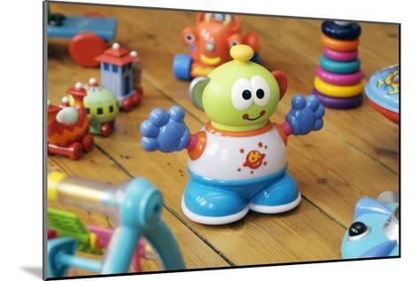 Toys-Johnny Greig-Mounted Photographic Print