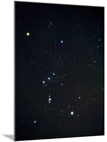 Orion Constellation-Eckhard Slawik-Mounted Photographic Print