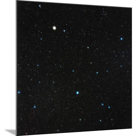 Virgo Constellation-Eckhard Slawik-Mounted Photographic Print