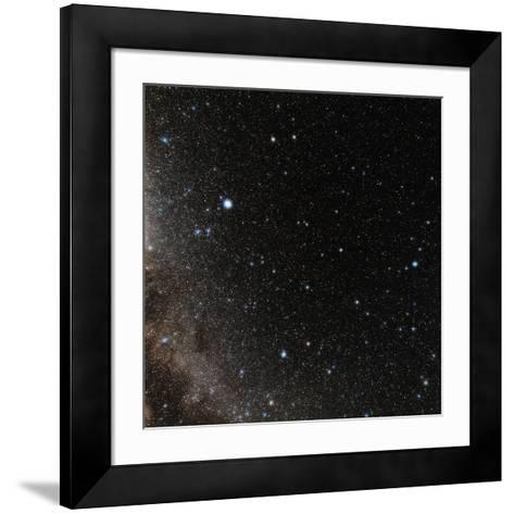 Hercules Constellation-Eckhard Slawik-Framed Art Print