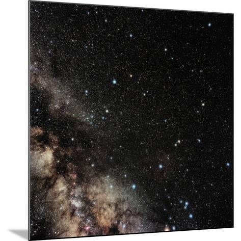 Ophiuchus Constellation-Eckhard Slawik-Mounted Photographic Print