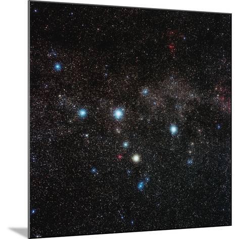 Cassiopeia Constellation-Eckhard Slawik-Mounted Photographic Print