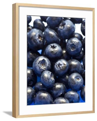 Blueberries-Jon Stokes-Framed Art Print