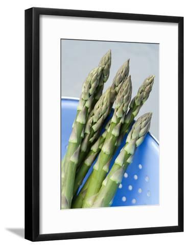Asparagus Spears-Jon Stokes-Framed Art Print