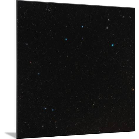 Leo Constellation-Eckhard Slawik-Mounted Photographic Print