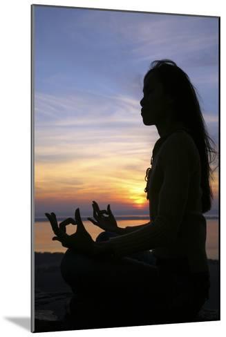 Meditation-Bjorn Svensson-Mounted Photographic Print