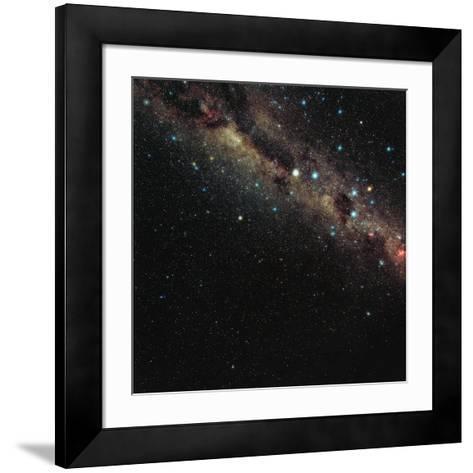 Milky Way-Eckhard Slawik-Framed Art Print