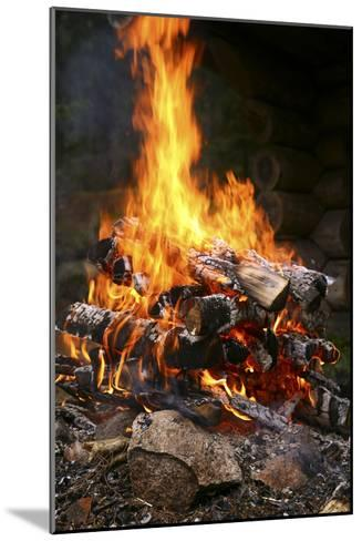 Fire-Bjorn Svensson-Mounted Photographic Print