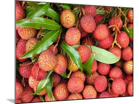 Lychees-Bjorn Svensson-Mounted Photographic Print