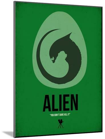 Alien-David Brodsky-Mounted Art Print