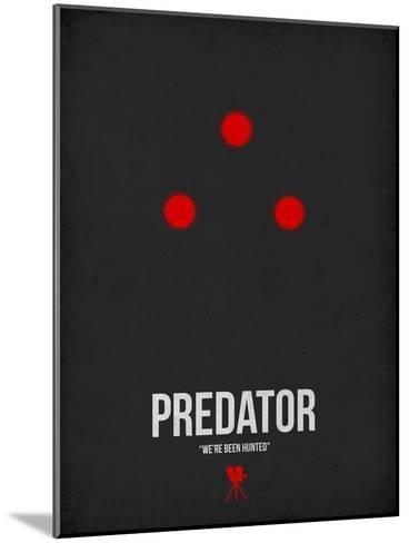 Predator-David Brodsky-Mounted Art Print